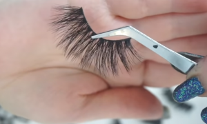 How to Get Eyelash Glue off Skin