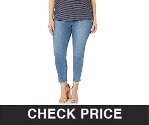 NYDJ Women's Plus Size Pull-on Skinny review
