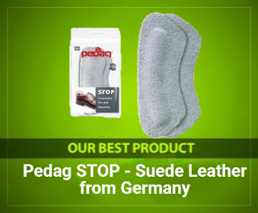 Pedag STOP Suede Leather from Germany Review