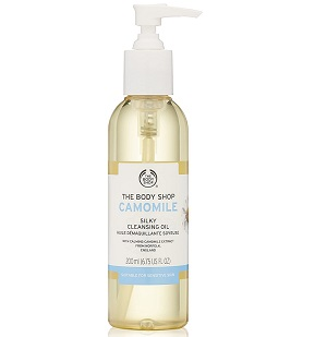 Body Shop Camomile Silky